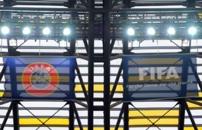 Juzgado de España advierte a UEFA y FIFA